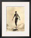 Hawaiian Surfer Duke Kahanamoku