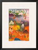 Direccion General de Turismo: Mexico  c1950