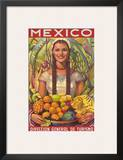 Direccion General de Turismo: Mexico - Plenty of Fruit