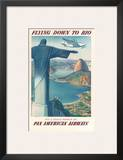 Pan American: Flying Down to Rio  c1930s