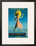 Pan American: Caribbean by Clipper  c1958