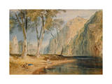 Bolton Abbey  C1825