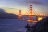 Summer Evening Golden Gate
