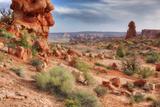 Rocky Southwest Landscape  Moab