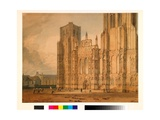 Wells Cathedral  C1795-96