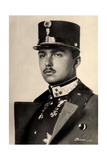Ak Kaiser Otto Von Habsburg  Portrait  Uniform  Hut  Sohn Von Zita