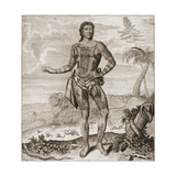 Prince Giolo from the Philippines  1691