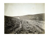 Valley of the Shadow of Death  Crimea  1855