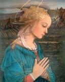 La Vergine in Adorazione