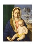 Madonna and Child  C1510