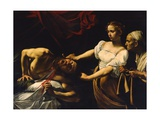 Judith and Holofernes  1598-99