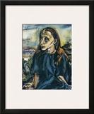 Portrait d'une Jeune Fille  c1913