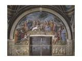 The Parnassus  from the Stanza Della Segnatura  1511
