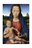 Hans Memling (1430-1494) German Born Painter He Moved to Flanders and Worked in the Tradition…