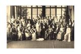 Ak Sophie Und Ernst Heinrich Von Sachsen  König Friedrich August III  Marie Anna