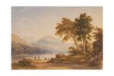 Ben Vorlich and Loch Lomond  1836