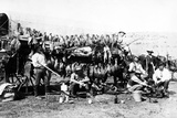 Returning from a Shooting Expedition  South Africa  C1895