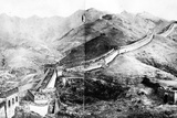 The Great Wall of China  C1860