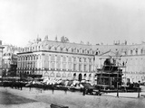 The Vendôme Column Dismantled  1871
