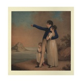 Robert Southey and His Daughter[S]  1824