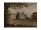 Thomas Wilkinson's House at Yanwath  C1822-29