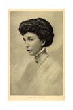 Ak Erzherzogin Annunziata Von Österreich  Portrait  Bkwi 888 31