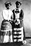 Two Christian 'Kefir' Girls  South Africa  C1895