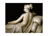 Pauline Bonaparte as Venus Triumphant  C1805-08