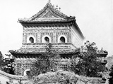 Temple of the Sea of Wisdom at the Summer Palace  Beijing  1860