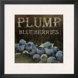 Plump Blueberries
