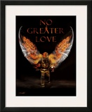 No Greater Love Fireman