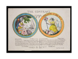The Contrast 1793: British Liberty and French Liberty - Which Is Best 1793