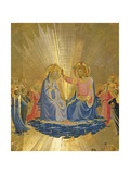 The Coronation of the Virgin  C1440