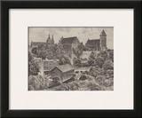 Allenstein - Schloss
