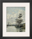 Ships at Le Havre