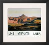 Western Scotland  LNER/LMS  c1935