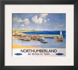 Northumberland  BR  c1948-1965