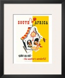 South Africa: Come on Out - The Weather is Wonderful  c1940s