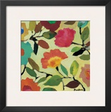 Floral Tile IV