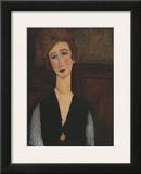 Portrait of a Woman  c1918
