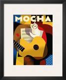 Cubist Mocha