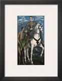 Saint Martin and the Begger  c1597-99