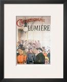Lumiere Cinematographe  c1900