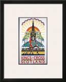 King's Cross for Scotland  LNER  c1923-1947