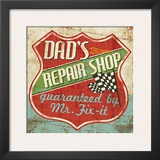 Mancave IV (Dad's Repair Shop)