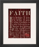 Faith Sentiments