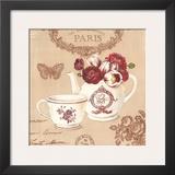 Parisian Flowers II
