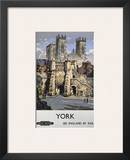 York  See England by Rail
