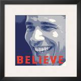 Barack Obama:  Believe