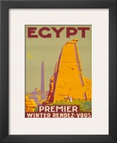 Egypt  Premier Winter Rendez-Vous c1930s